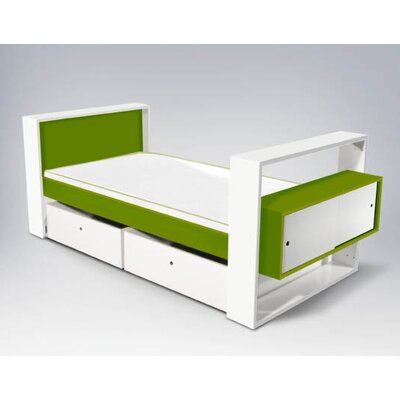 Loan for furniture Austin Youth Bed with Trundle Accen...