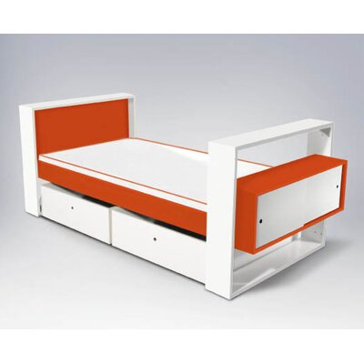 Credit for Austin Youth Bed with Trundle Size:...