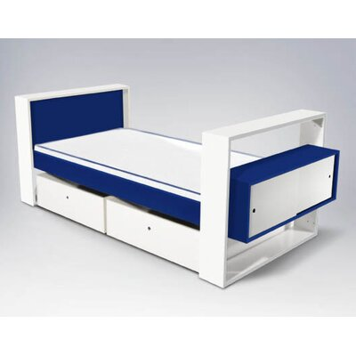In store financing Austin Youth Bed with Trundle Size:...