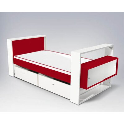 Financing for Austin Youth Bed with Trundle Size:...