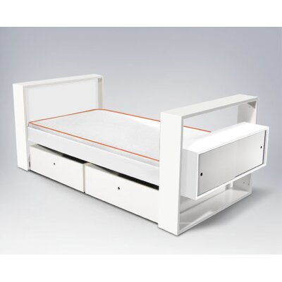 Rent to own Austin Youth Bed with Trundle Size:...