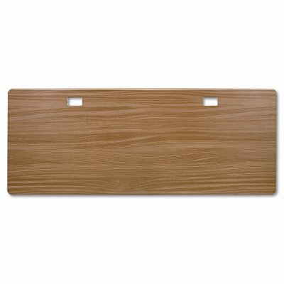 Flipper Training Table Top Wd Teak Product Photo