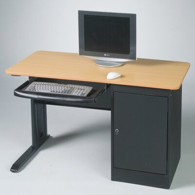 LX Computer Workstation with Locking CPU Holder Dimensions: 72 W Product Picture 5513