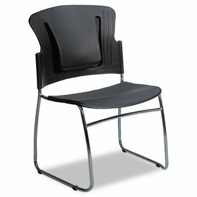 Mid-Back ReFlex Series Stacking Guest Chair Product Picture 5513