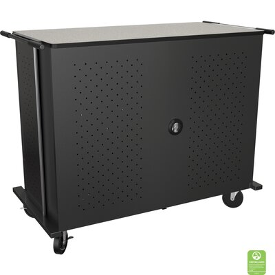 Odyssey XL 48-Compartment Tablet Charging Cart