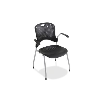 Circulation Mid-Back Task Chair Optional Arms