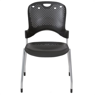 Circulation Stacking Chairs Seat Finish: Black Product Picture 5513
