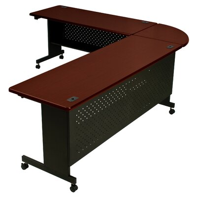 Agility Training Table Corner Connector Size: 30D x 90�