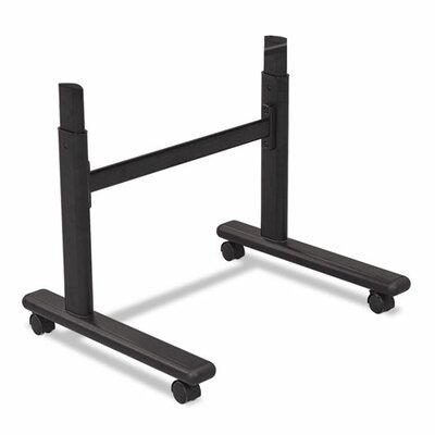 Height Adjustable Flipper Table Base