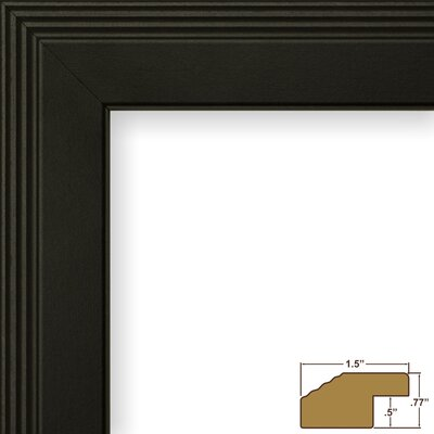 1.27 Wide Smooth Picture Frame