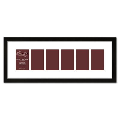 Craig Frames Inc 500Collage 6 Photograph Picture Frame - Size: 4