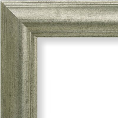 2 Wide Smooth Distressed Picture Frame