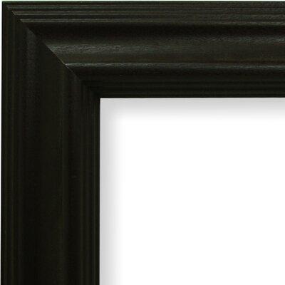 "Craig Frames Inc 1.83"" Wide Wood Grain Picture Frame - Color: Black, Size: 4"" x 10"" at Sears.com"