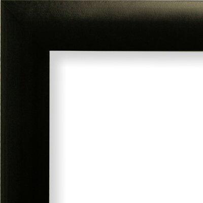 1 wide smooth wood grain picture frame color matte black size 20 x 27. Black Bedroom Furniture Sets. Home Design Ideas
