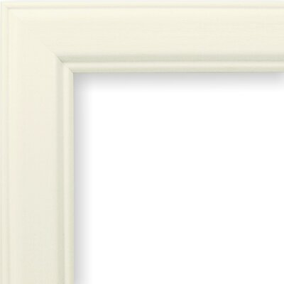 1 Wide Smooth Wood Grain Picture Frame