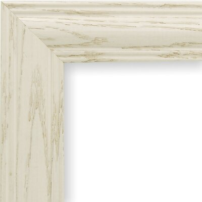 "Craig Frames Inc 1.27"" Wide Wood Grain Picture Frame - Color: Whitewash, Size: 16"" x 20"" at Sears.com"