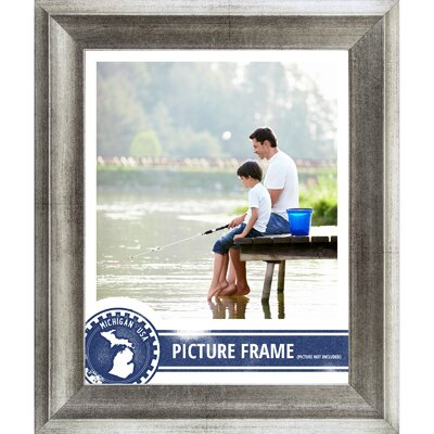 1.5 Wide Distressed Picture Frame / Poster Frame
