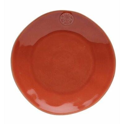 Casafina Forum Dinner Plate - Color: Paprika