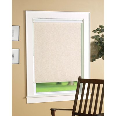 Huntington Outdoor Spring Roller Vertical Blinds Shade Size: 27 W x 72 L