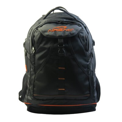 Airbac Airtech Backpack - Color: Orange at Sears.com
