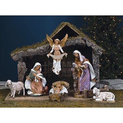"""18"""" Scale Holy Family Figurines Set 51710"""