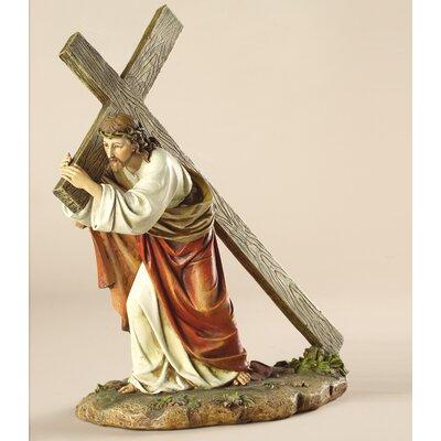 Way of the Cross Christ Figurine
