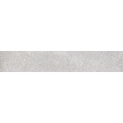 Varese 24 x 4 Bullnose Tile Trim in Cenere