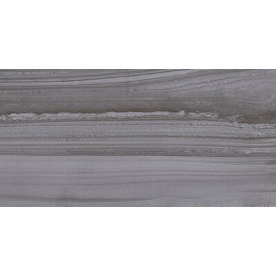 Lakestone 12 x 3.25 Bullnose Tile Trim in Grigio