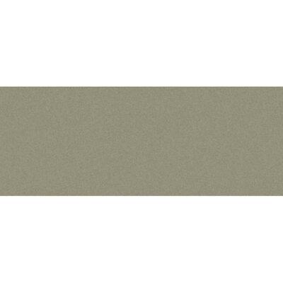Modern 4 x 24 Bullnose Tile Trim in Cemento
