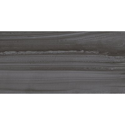 Lakestone 12 x 3.25  Bullnose Tile Trim in Pewter