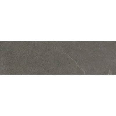 Lifestone 24 x 4 Bullnose Tile Trim in Mocha