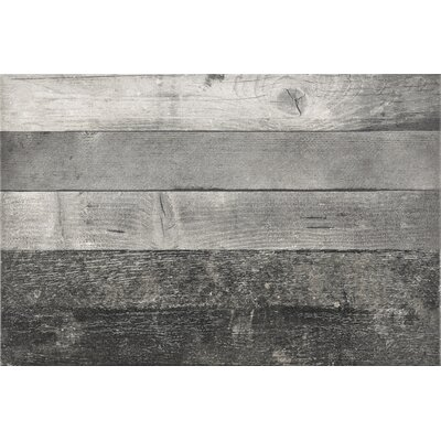 Parq 3.5 x 36 Porcelain Wood Look/Field Tile in Gray
