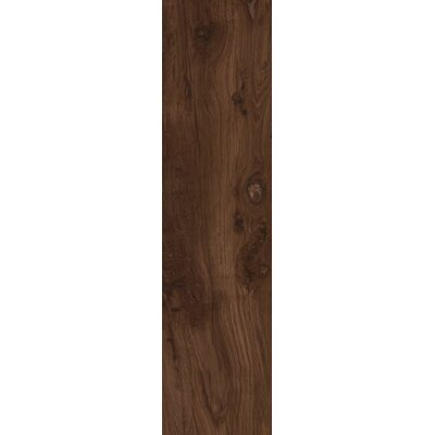 Woodland 8 x 32 Porcelain Wood Look/Field Tile in Walnut