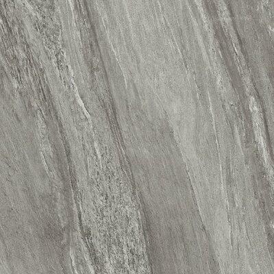 Magnum 32 x 32 Porcelain Field Tile in Stone Burl Gray