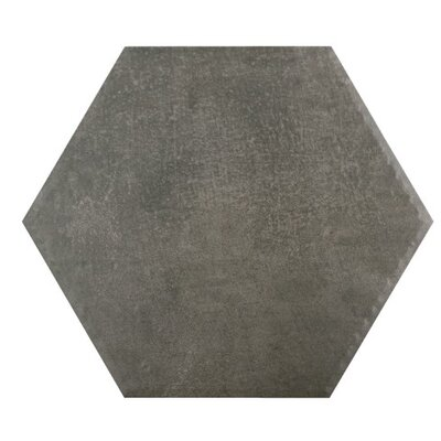 Landscape 11 x 11 Porcelain Field Tile in Dark Gray