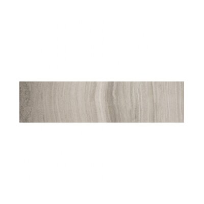 Earth 23 x 4 Bullnose Tile Trim in Sand