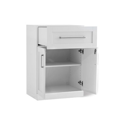 2 Drawer Accent Cabinet 60008