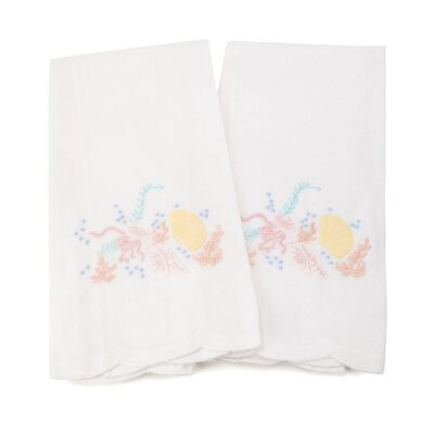 Seashell Hand Towel
