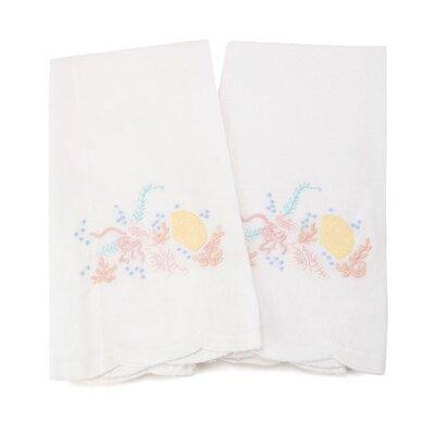 Seashell Hand Towel