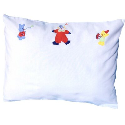 Circus Clown Boudoir Pillow Sham
