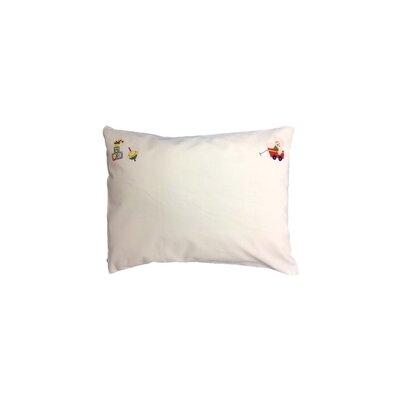 Teddy and Toys Pillow Case