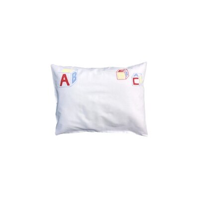 Blocks Baby Pillow Sham