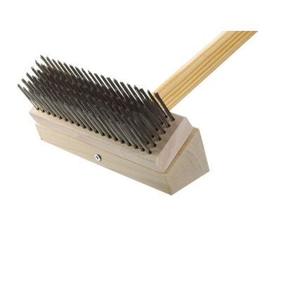 Junior Grill Single Head Brush Brush: Stainless