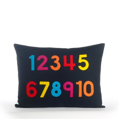 Play Room 123 Throw Pillow