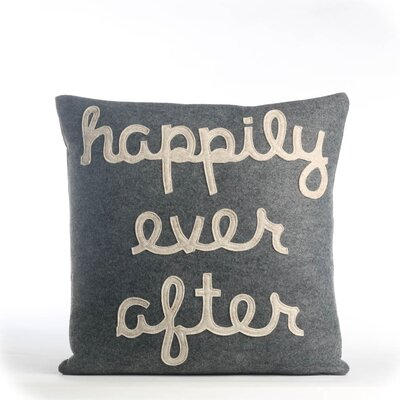 Flirt Happily Ever After Throw Pillow