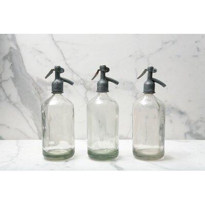 Paris Seltzer Decorative Bottle GEY102UC9