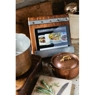 iPad Cookbook Holder Accessory