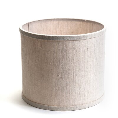 Harpless 13 Linen Drum Lamp Shade