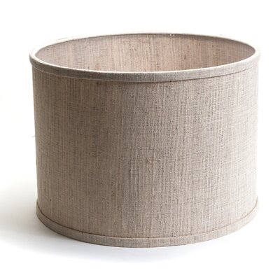 Harpless 16 Linen Drum Lamp Shade