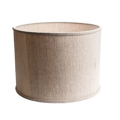Harpless 20 Linen Drum Lamp Shade